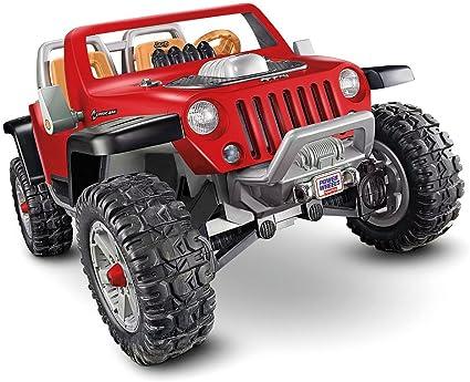 Fisher Price Power Wheels Jeep Hurricane