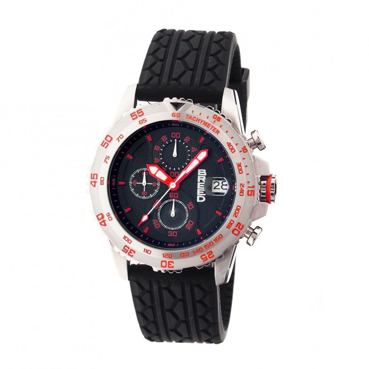 Breed Socrates腕時計 – ブラック、1サイズ   B00S9ZIIOI