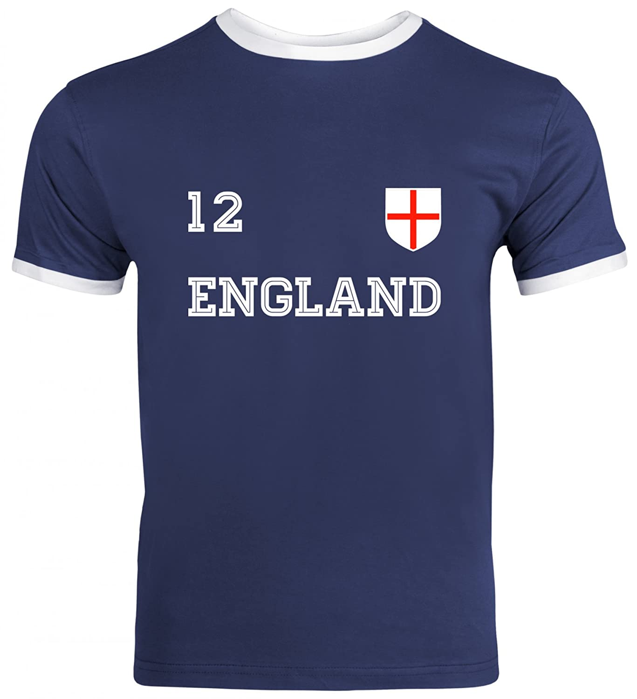 EMWMTRIKOTENGLANDWUNSCHDRUCKHerren T-Shirt
