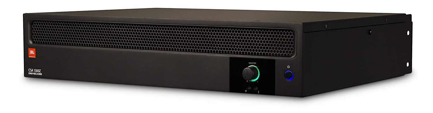 Amazon.com: JBL CSA1300Z Commercial Series Single-Channel 300W Power Amplifier: Musical Instruments