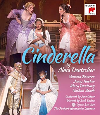 Amazoncom Alma Deutscher Cinderella Blu Ray Movies Tv