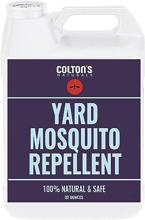Amazon Com Colton S Naturals Mosquito Repellent For Yard