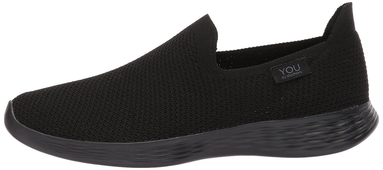 Skechers Women's You Define Sneaker B071GF2ZV9 7.5 B(M) US|Black