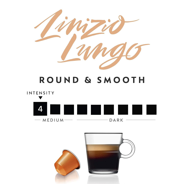 Linizio Lungo Best Nespresso Capsules Review