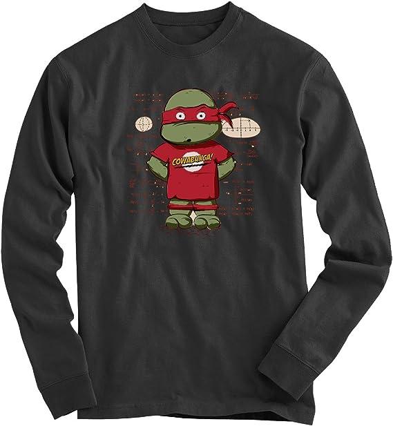 Amazon.com: Teenage Mutant Ninja Turtle Sheldon Cooper TMNT ...