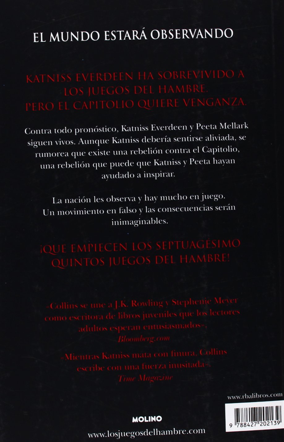 Amazon.com: En Llamas (Hunger Games) (Spanish Edition ...