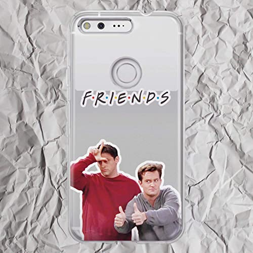 Amazon com: Joey and Chandler Funny Quote Inspired by Friends TV