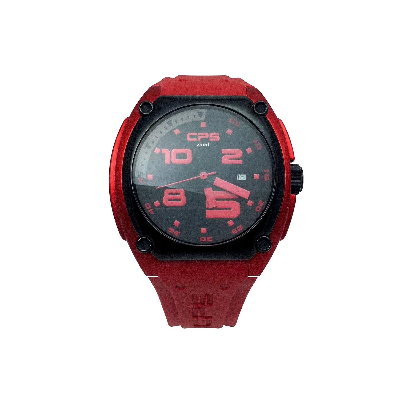 Uhr CP5 rot