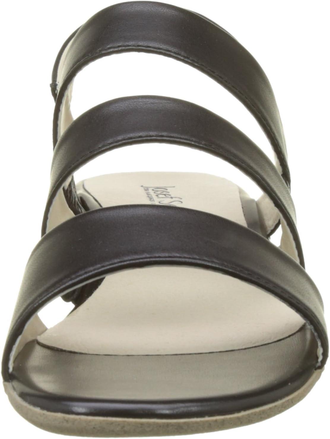 Josef Seibel Fabia 11 Romeinse sandalen zwart