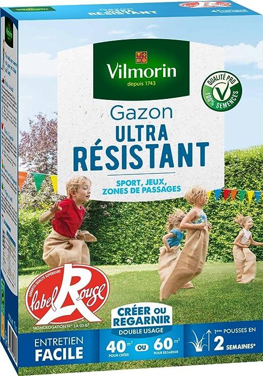 Vilmorin Gazon 7 jours 250gr