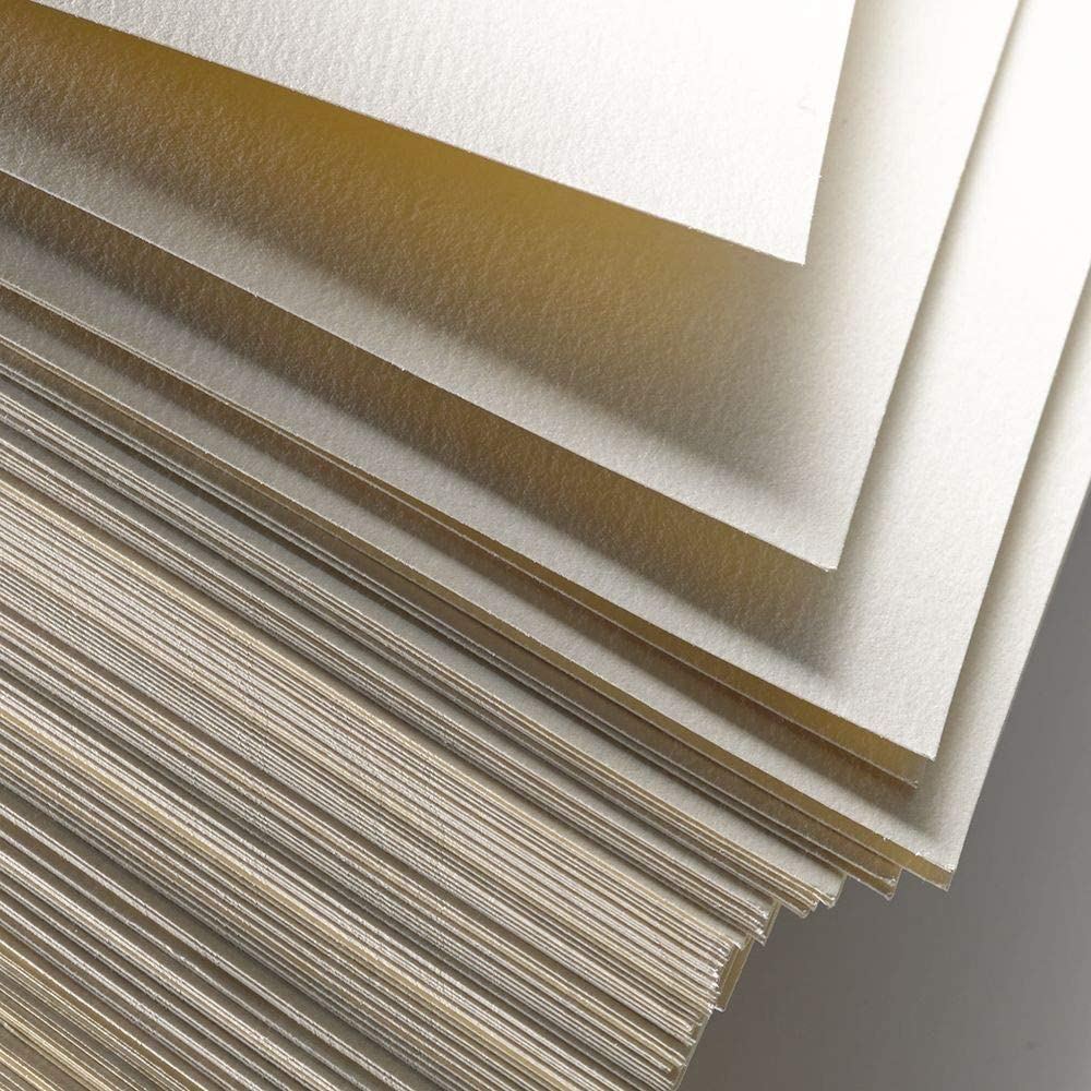 Specialist Crafts Cream Cartridge Paper 130gsm A2