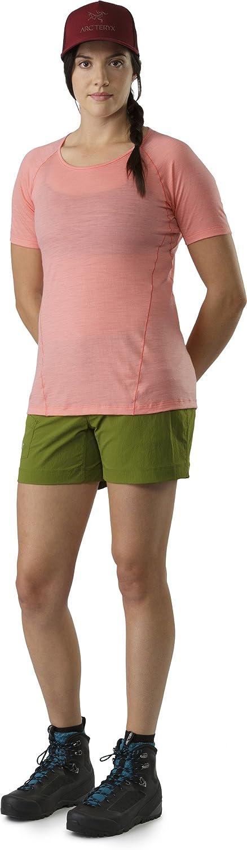 S Lamium Pink Arcteryx Womens Lana SS