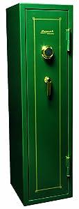 Homak 12-Gun Mechanical Combination Lock Safe HS40221120 Review