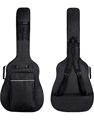 63906b68a3 CAHAYA Guitar Bag [Upgraded Premium Version] for 41 42 Inch Acoustic Guitar  Gig Bag