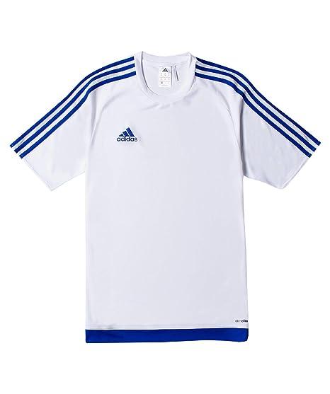 adidas Performance Niños Entrenamiento Camiseta Estro 15 Jersey, Infantil, Color Weiss (100)