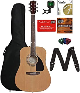 Fender Acoustic Bundle