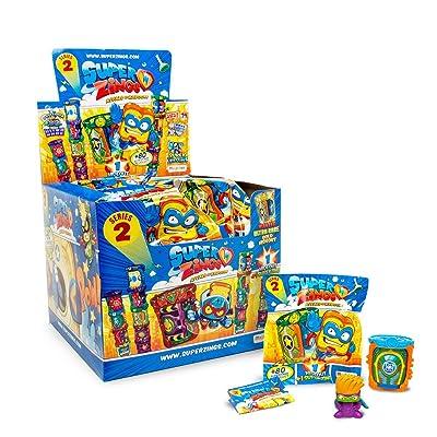 SuperZings- Caja 24 Guaridas Serie 2, (Magic Box MBXPSZ2D824IN00): Juguetes y juegos