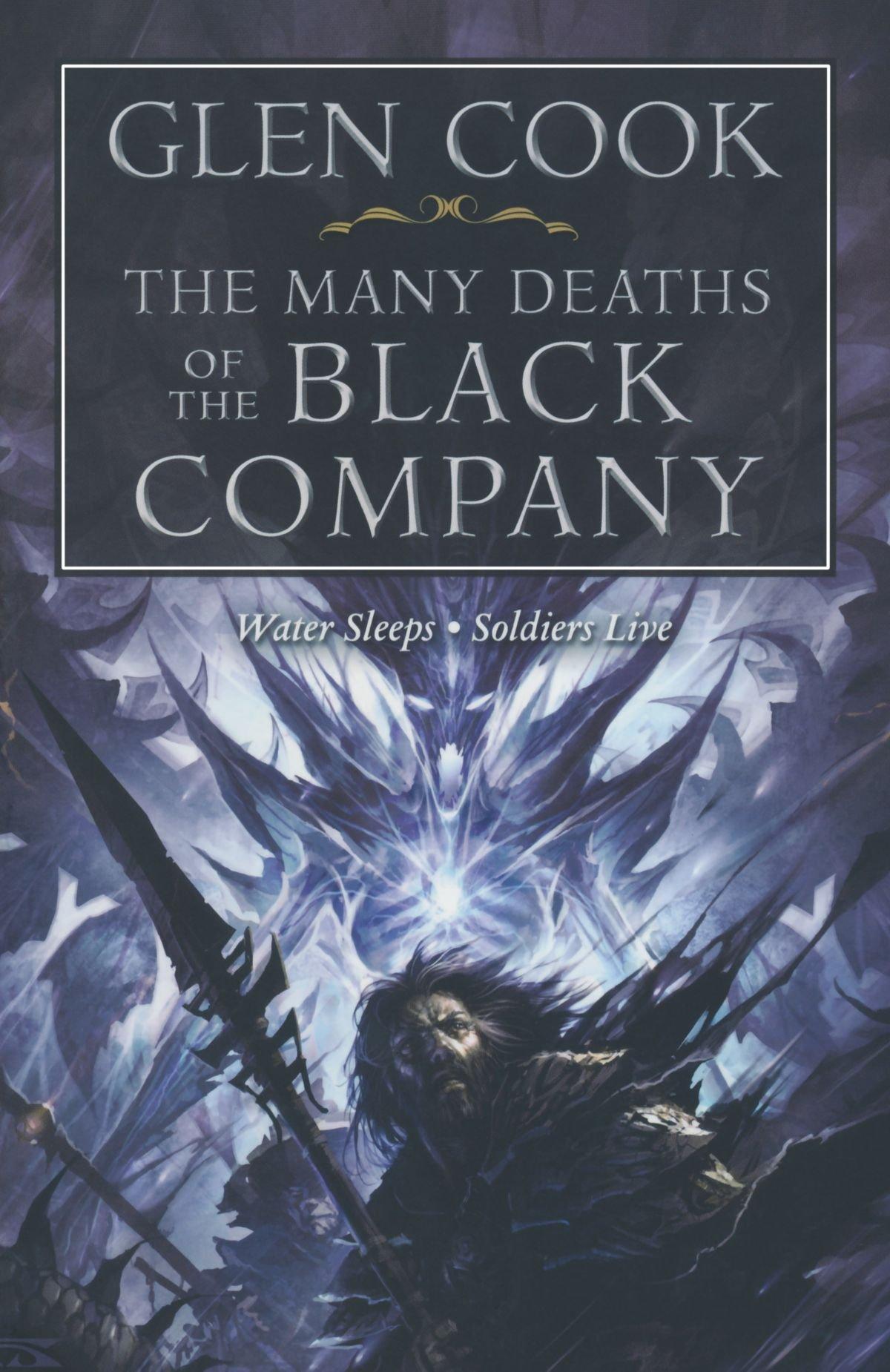 the black company cook glen