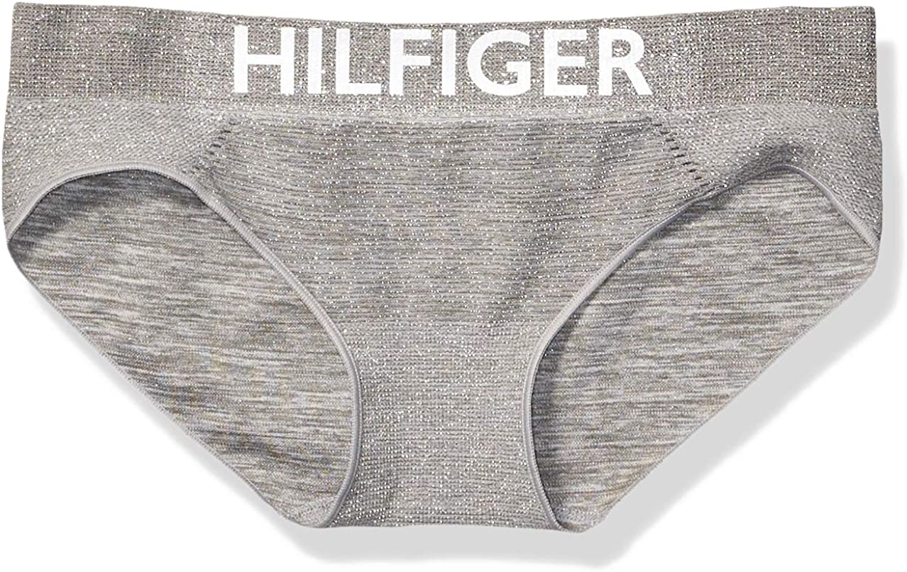 Tommy Hilfiger Womens Seamless Hipster Underwear Panty