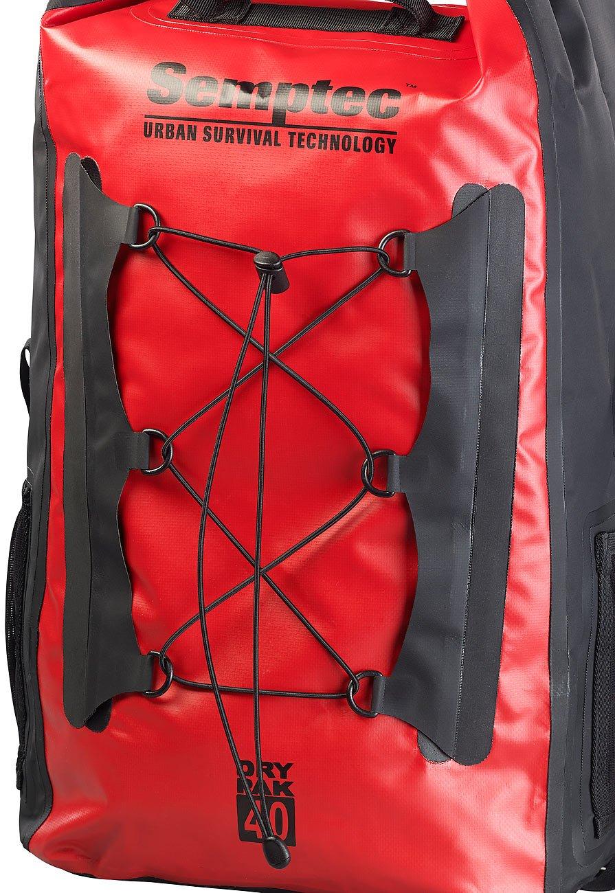 Sac /à dos Trekking /étanche en toile PVC 40 L
