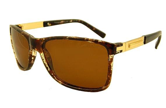 Prius Messori Damen Polarized Sonnenbrille Braun getönt PRWA007 Gestell Kunststoff Braun Glanz iIVy4Wqm