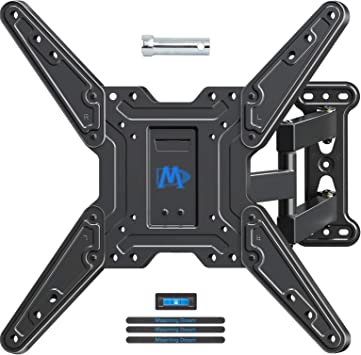 LCD TV Wall Mount Flat Panel LED Full Motion 6 Swing Till Arms for 32-55 Inch