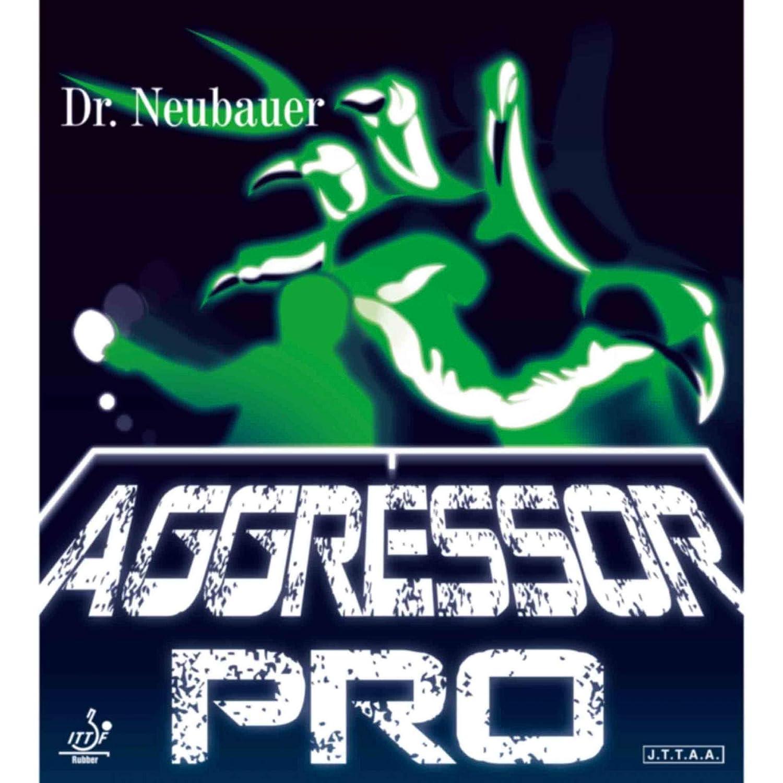 DR NEUBAUER Belag Aggressor Pro halblange Noppe