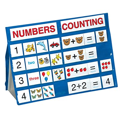 Lauri Tabletop Pocket Charts - Numbers and Counting: Toys & Games