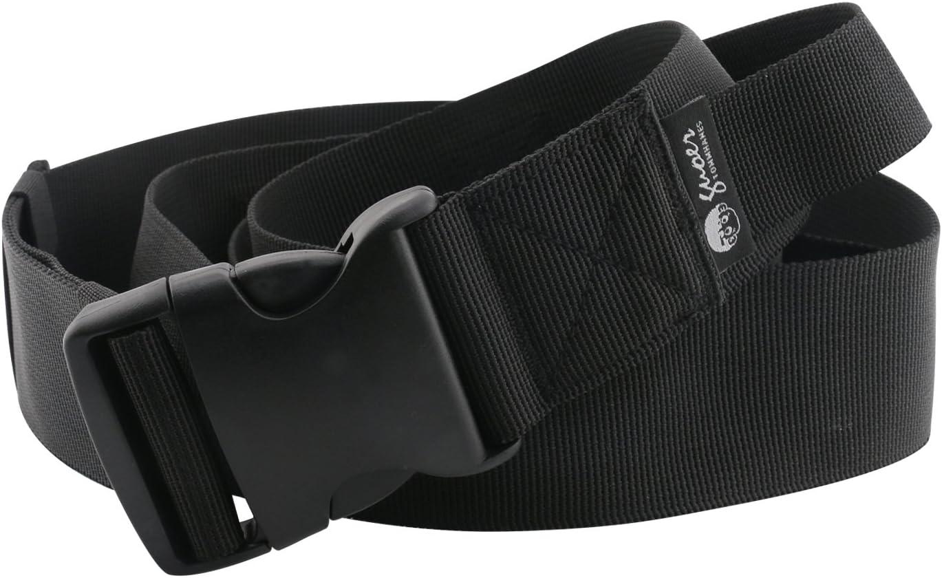 GUOER Walking Gait Belts With Handles Transfer Belt 25-70 Multiple Colors 32-70, PURPLE