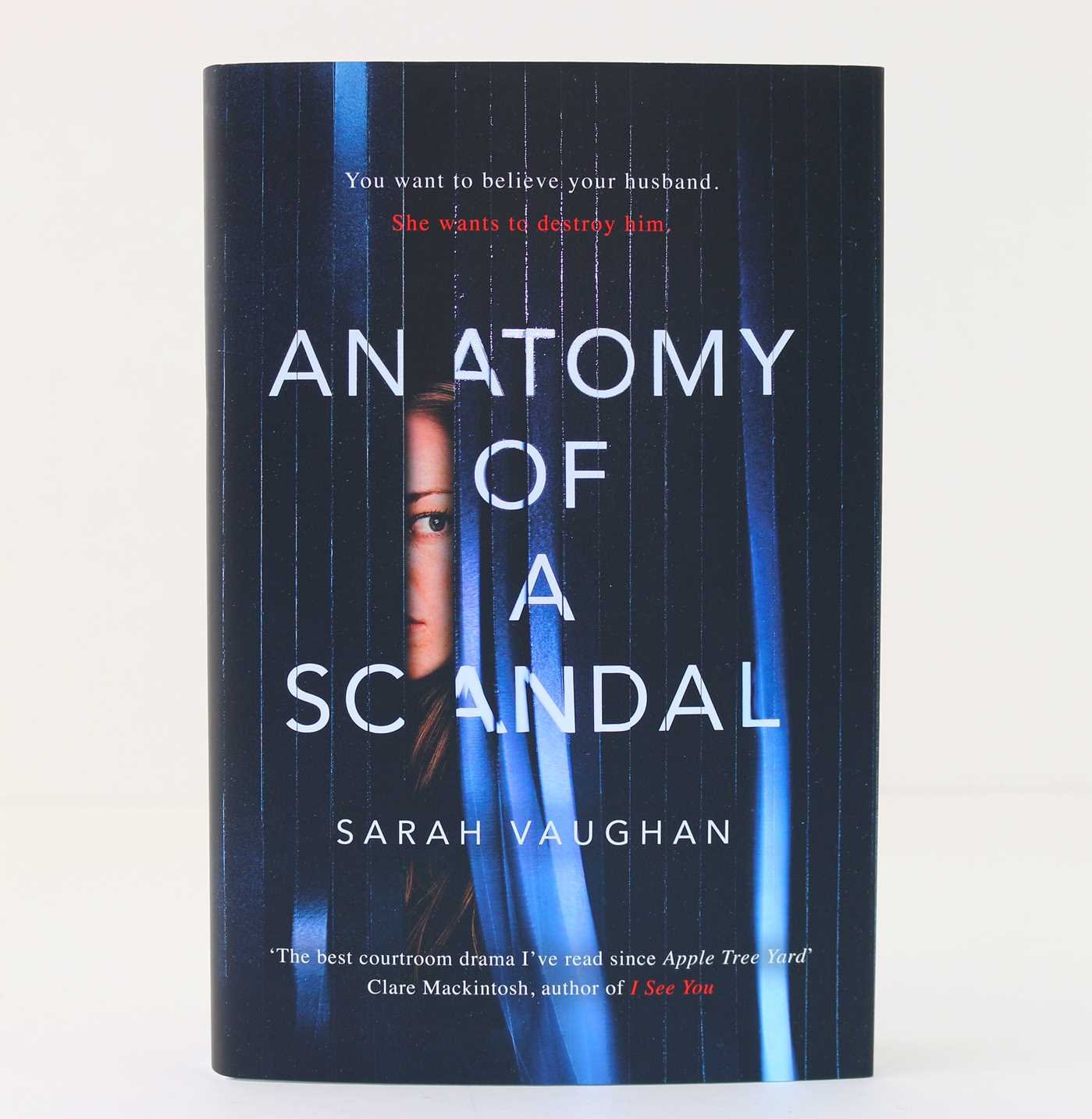 Anatomy Of A Scandal The Sunday Times Bestseller Everyone Is