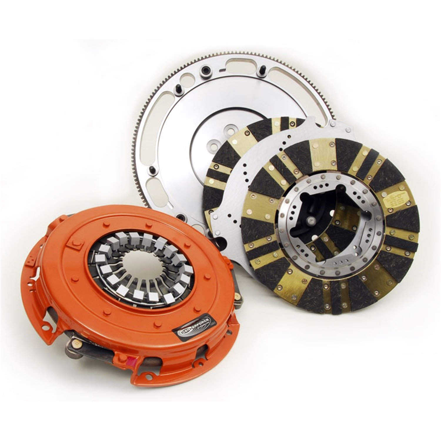 Centerforce 04614844 DYAD Drive System Twin Disc Clutch
