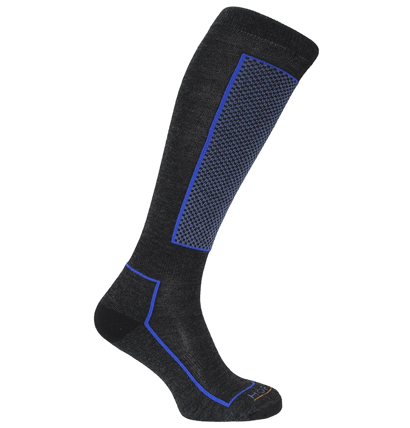 Horizon Slalom Technical Merino Wool Kids Ski Socks Girls Boys Unisex