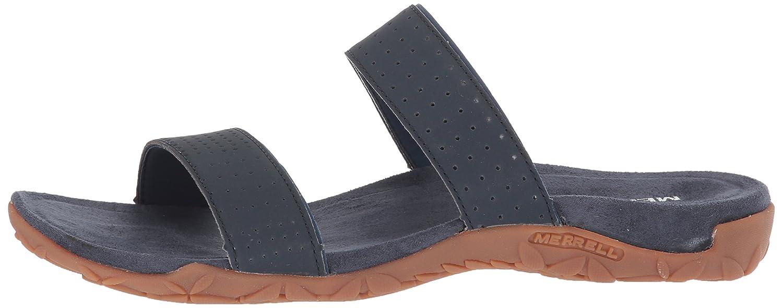 Merrell Women's Terran Ari Slide Sandal B078NGK3PR 10 B(M) US|Navy