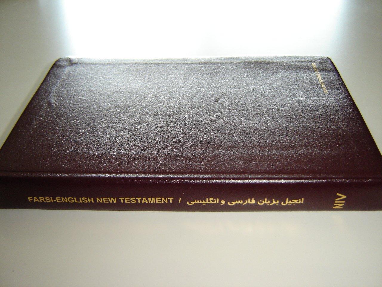 Farsi - English New Testament / Persian - Englsih NIV