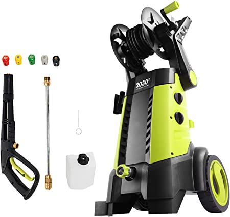 Sun Joe SPX3001 Electric Pressure Washer (Homeowner's Choice)