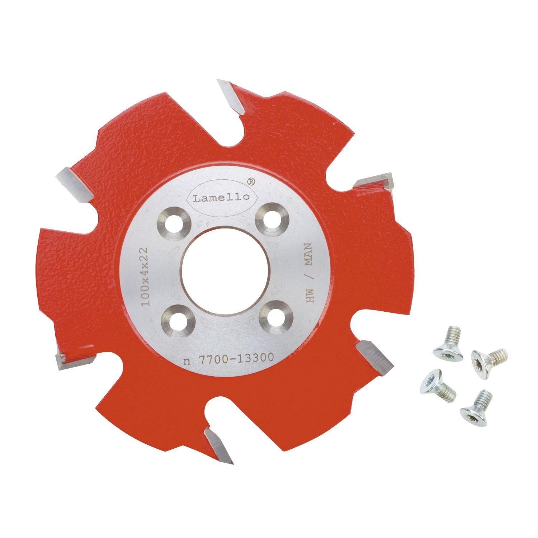 Lamello 132000 6 Tooth Carbide Cutter/Scoring Top