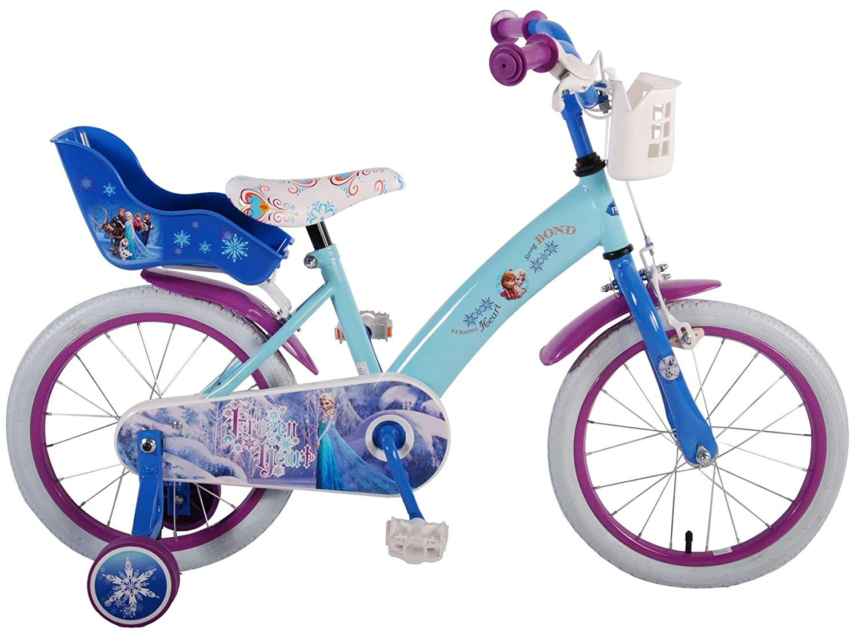Kubbinga Disney Frozen - Bicicleta para niña