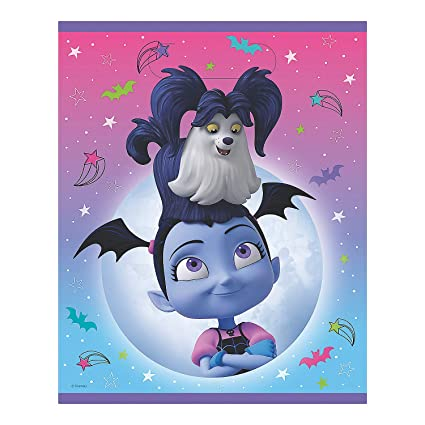 Amazon.com: Fun Express – Bolsas de saqueo Vampirina, 8 ct ...