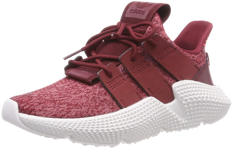 Adidas Prophere W, Zapatillas de Gimnasia para Mujer 39 1/3 EU|Marrón (Trace Maroon/Noble Maroon/Solar Red)