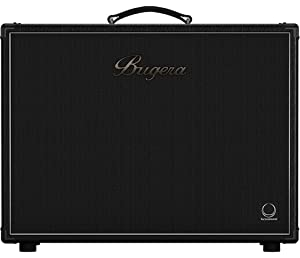 BUGERA 1 Guitar Amplifier Cabinet, Black (212TS)