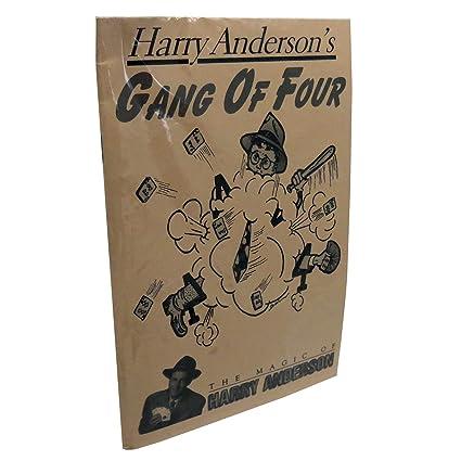 Amazon.com: Banda de cuatro – Harry Anderson de rutina arete ...