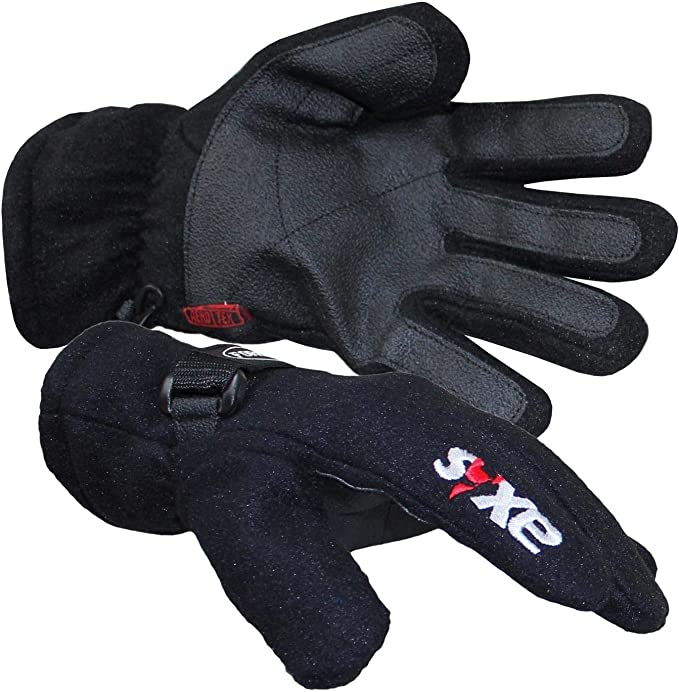 Axis Force 10 Hombre Forro Polar Guantes Invierno Ciclismo ...