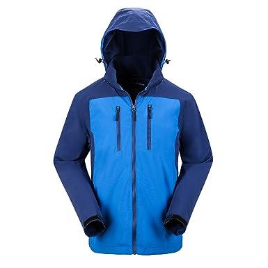 9c2d11df6 Amazon.com  MOHEEN Big Boy s Winter Jacket Outwear Fleece Hooded ...