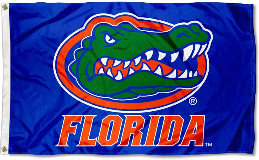Florida Gators UF University Large College Flag