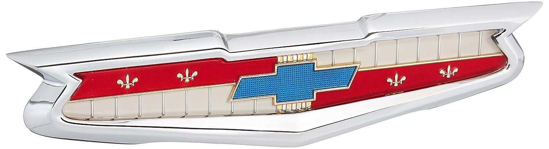 Trim Parts 1024 Full Size Trunk Emblem Assembly 1955 Chevrolet