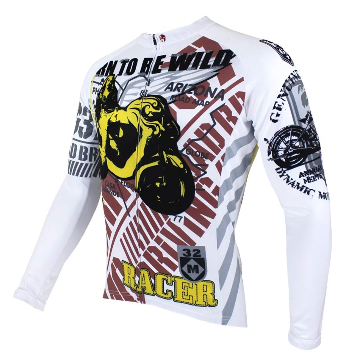 Fahrrad Reitanzug Radfahren Fahrradbekleidung Outdoor Sommer Herren Kurzarm Shirt Bike Jersey Fahrradtrikot LPLHJD