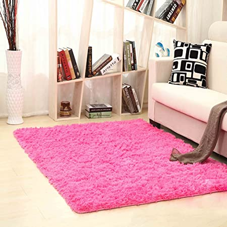 LHP Modern European-style Home Hand-washable Rectangular Carpet For ...