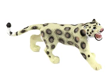 Buy Collectible Wildlife Gifts Baby Snow Leopard Plastic Toy