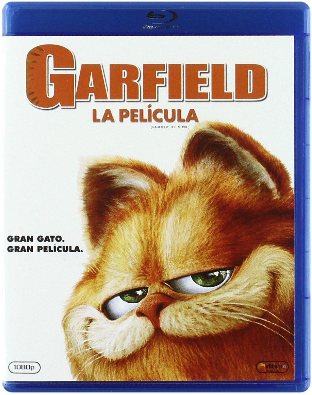 Amazon.com: Pack Garfield 1 + Garfield 2 (Blu-Ray) (Import ...