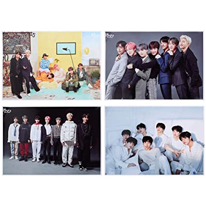 Amazon com : Bosunshine - 2019 BTS Family Portrait Festa The